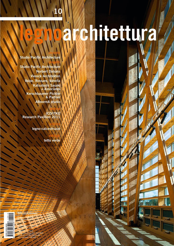 legnoarchitettura 09 by EdicomEdizioni - issuu