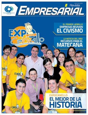 Revista Empresarial Edición 4 2012