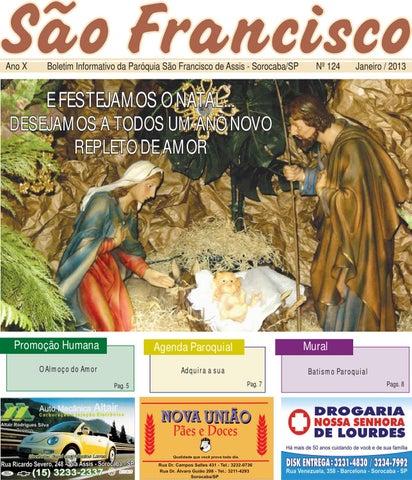 [Boletim Informativo – Nº 124 Janeiro/2013]