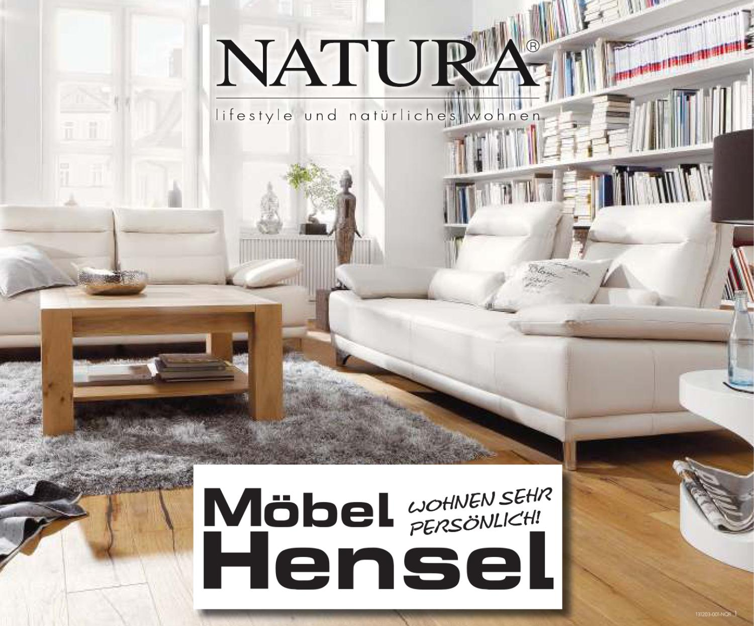 natura by m bel hensel issuu. Black Bedroom Furniture Sets. Home Design Ideas