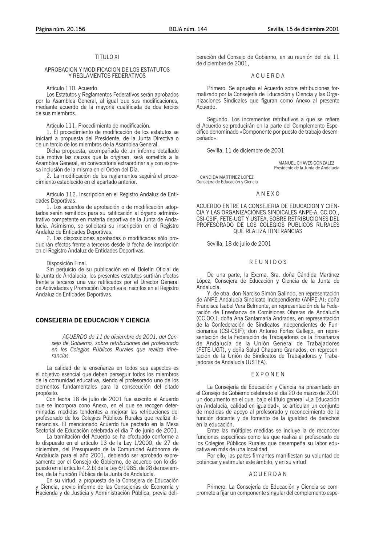 Csif normativa profesorado itinerante andaluc a by csif for Csif ensenanza exterior