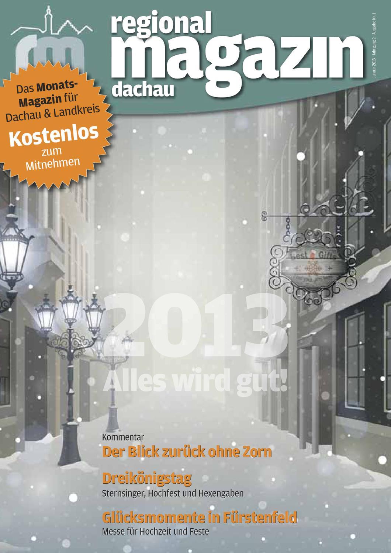 Regional-Magazin-Dachau Ausgabe 01/2013 by Doro Burghart - issuu