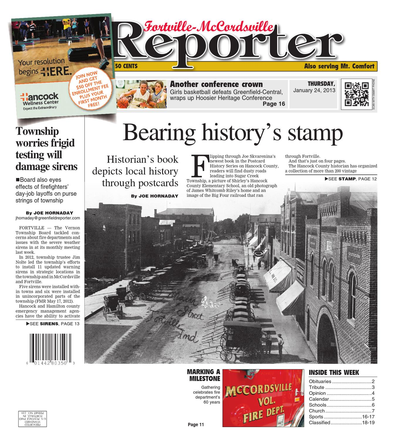 Fortville/McCordsville Reporter by HNE Media - issuu