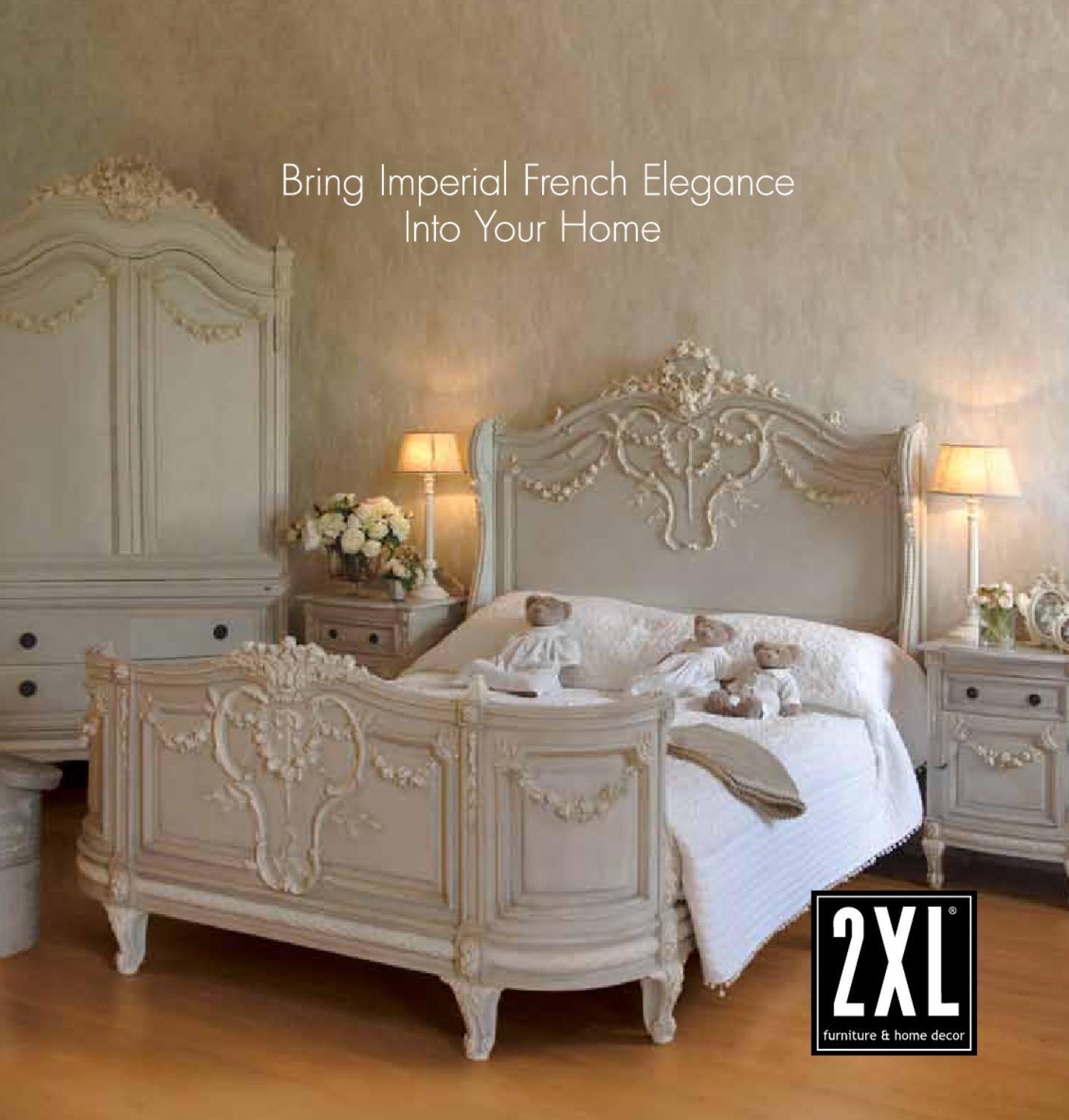 2xl furniture home decor by hot media issuu for Home decor and furniture