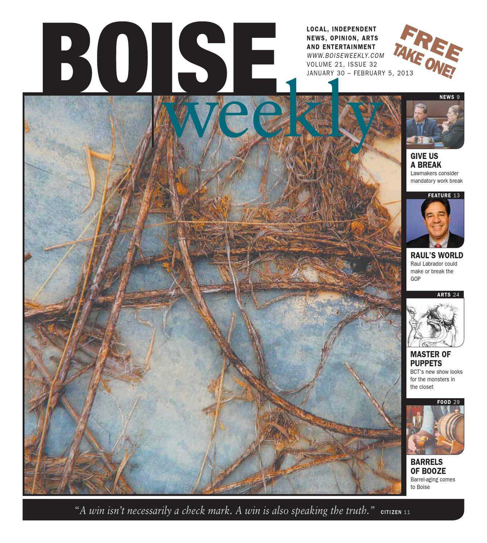 Boise Weekly Vol 21 Issue 32 By Boise Weekly Issuu