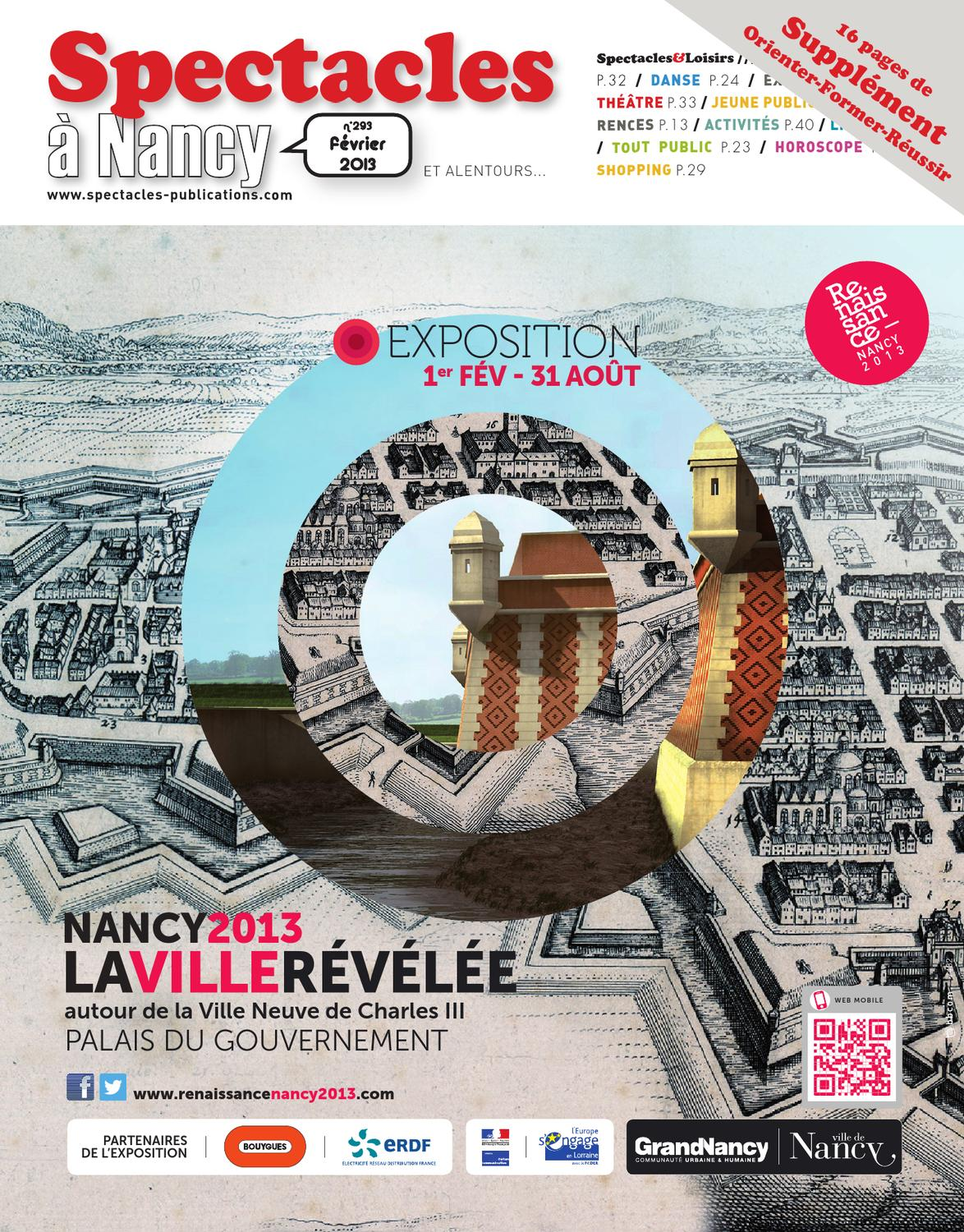 Spectacles publications metz n°277 / février 2016 by spectacles ...