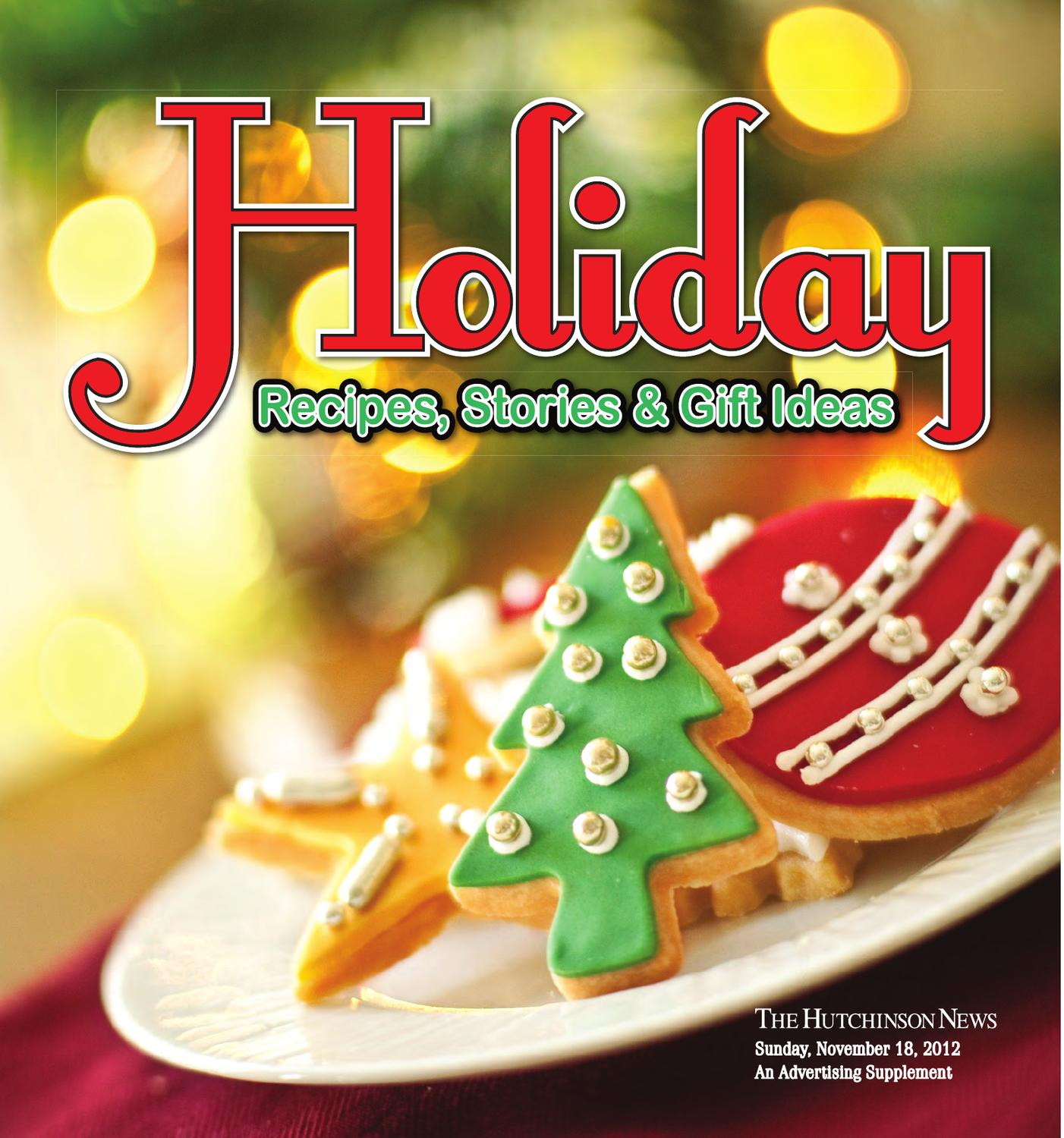 Holiday Recipes Stories Gift Ideas By Kim Hoskinson Issuu