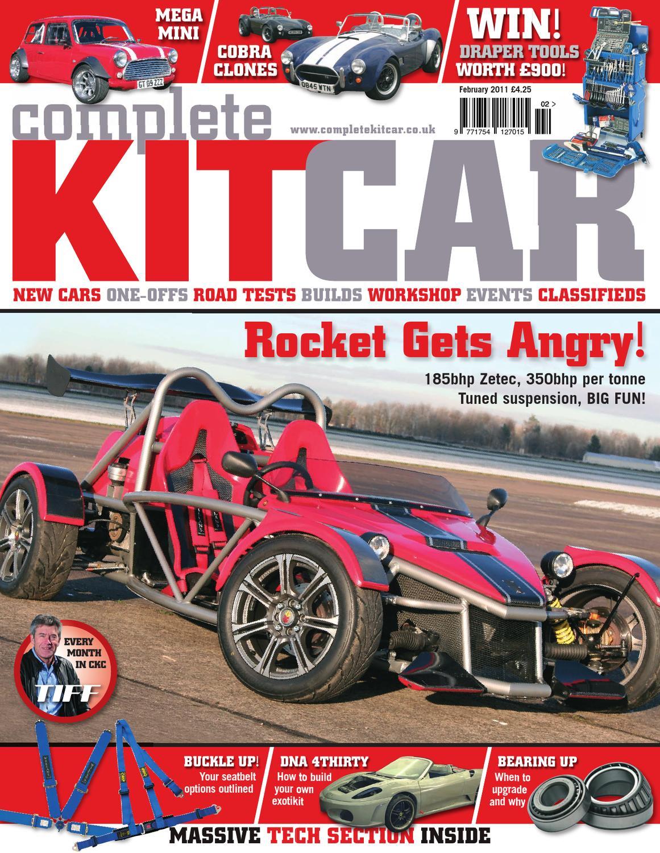 Dna Co Uk Kit Cars