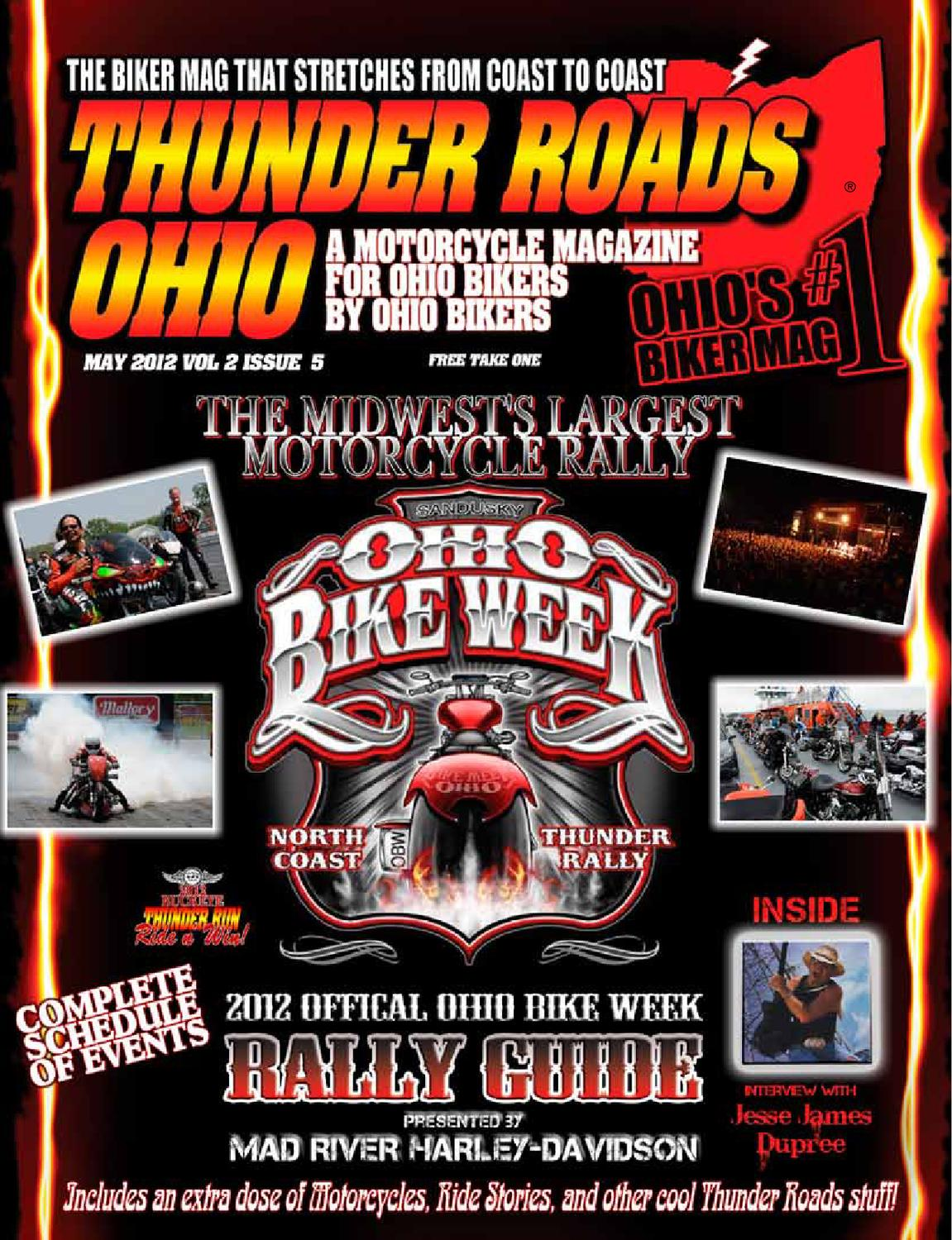 thunder roads ohio by thunder roads ohio magazine issuu 2012