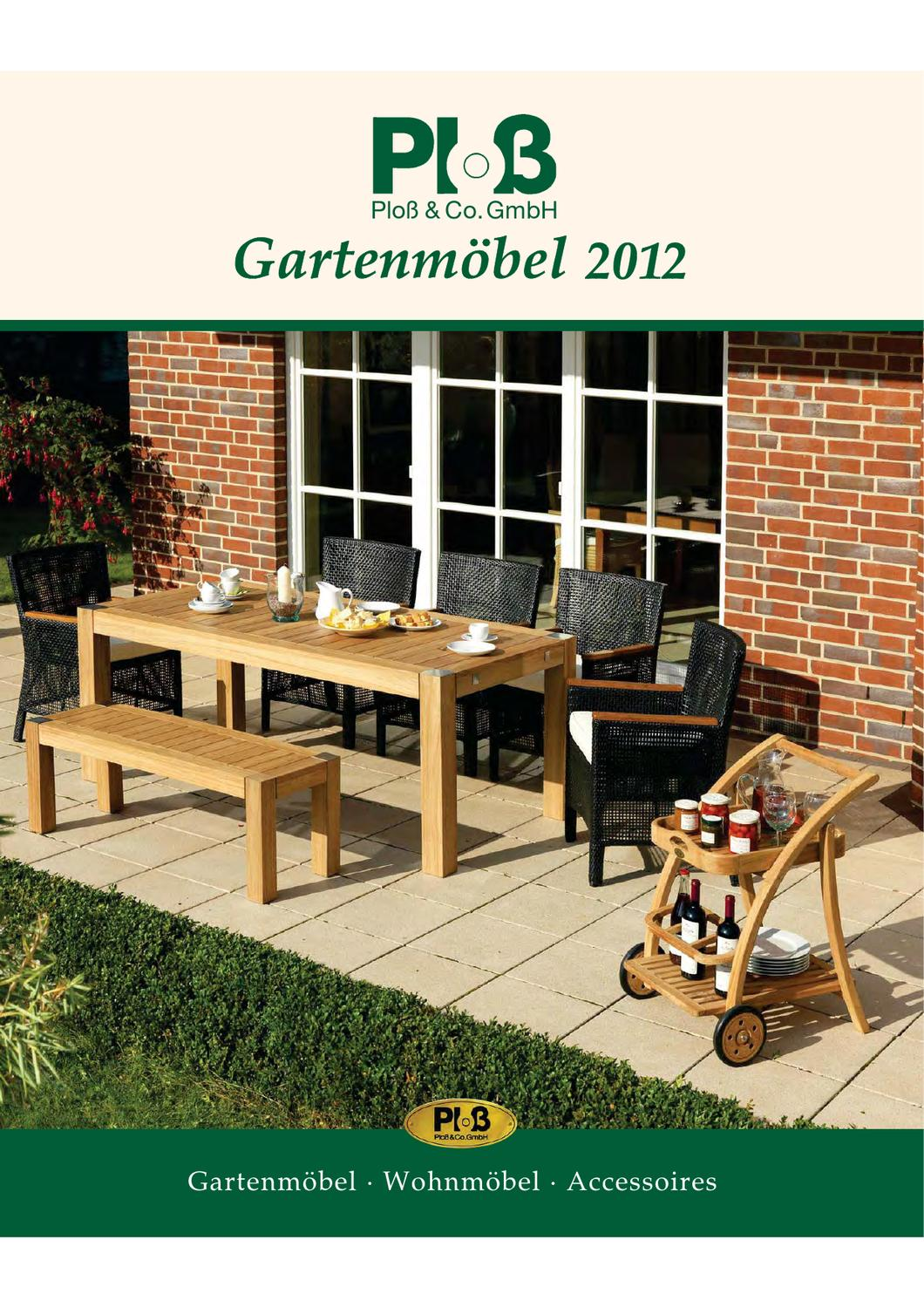 plo gartenm bel aus holz by friedrich lembke issuu. Black Bedroom Furniture Sets. Home Design Ideas