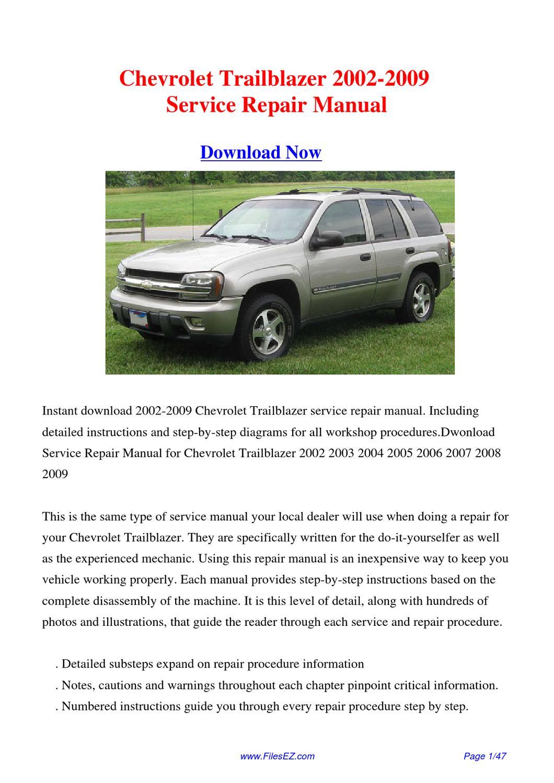 2009 polaris trailboss trailblazer 330 repair manual