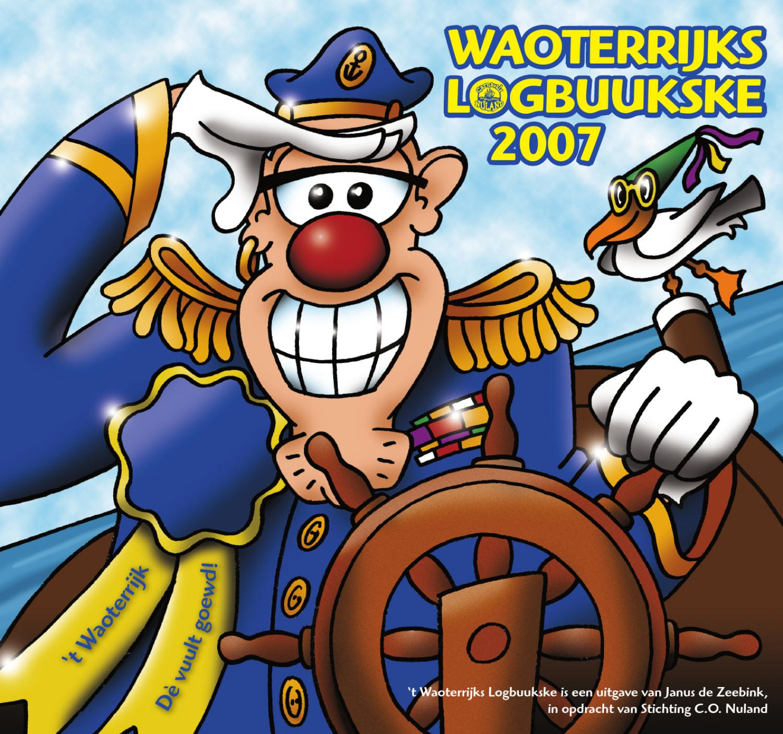 2007 waoterrijks logbuukske by janus de zeebink   issuu