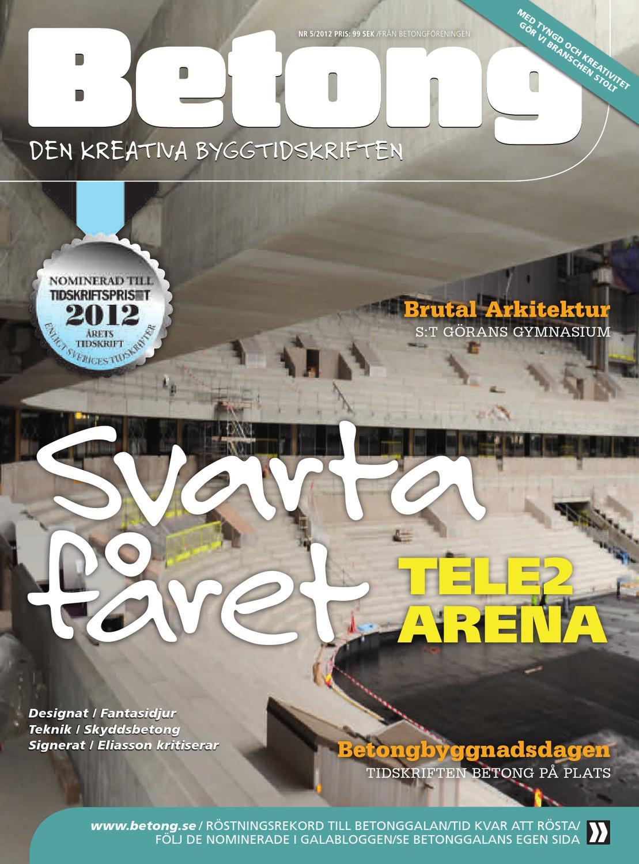Tidskriften Betong nr 4, 2010 by Tidskriften Betong - issuu