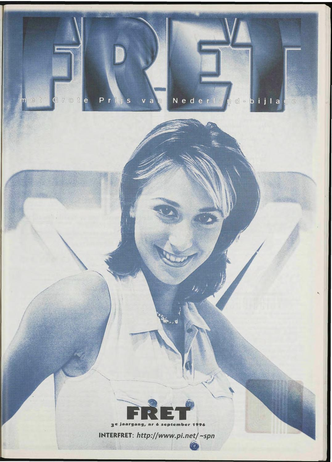FRET Magazine nummer 6 1995 by FRET Magazine - issuu