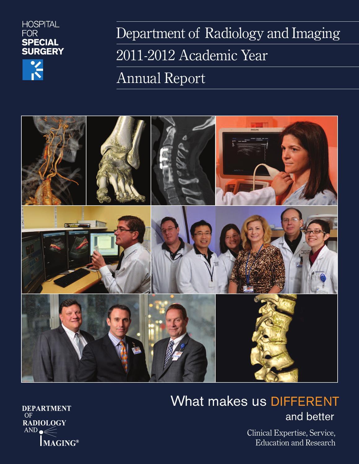 essay radiologist