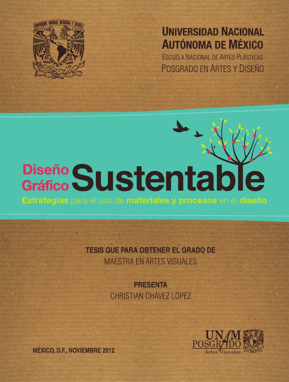 Dise o gr fico sustentable estrategias para el uso de for Diseno sustentable
