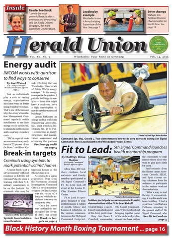Feb. 14, 2013 - Herald Union