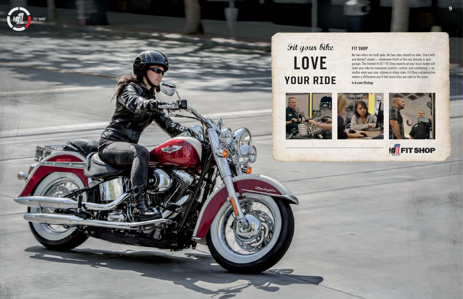 Harley Davidson Style By Probike Issuu
