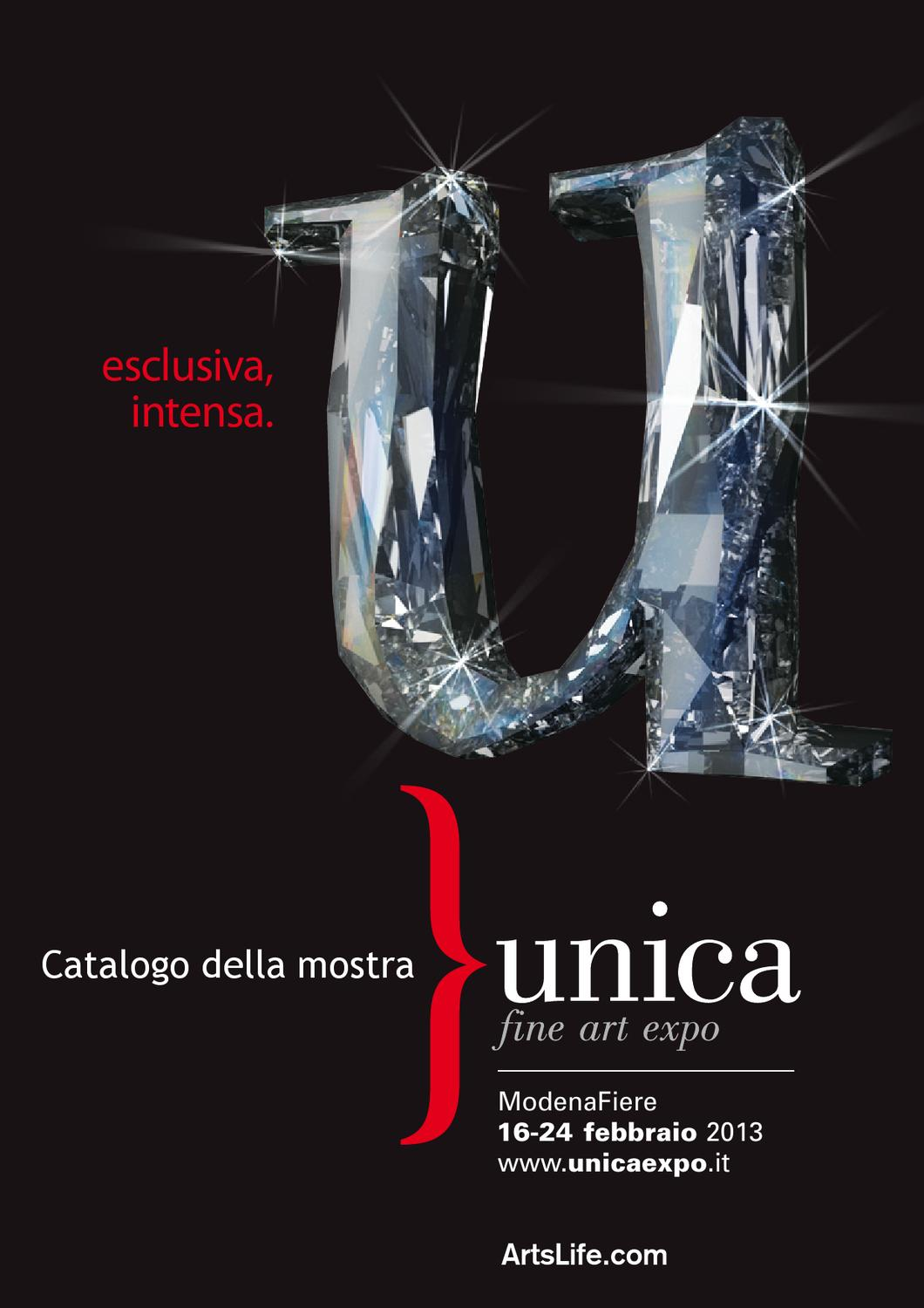 Catalogo Unica Fine Art 2013 by Studio Lobo - issuu