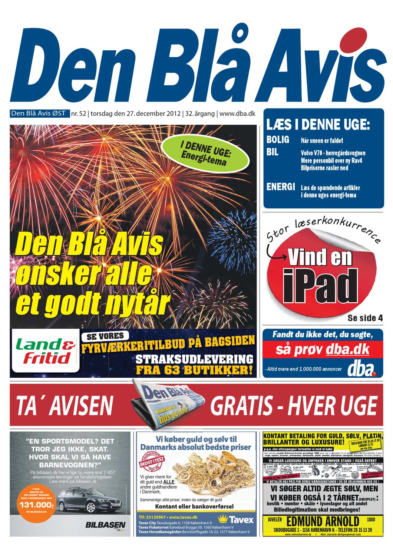 Den Blå Avis u00d8ST 52 2012 by Grafik DBA issuu