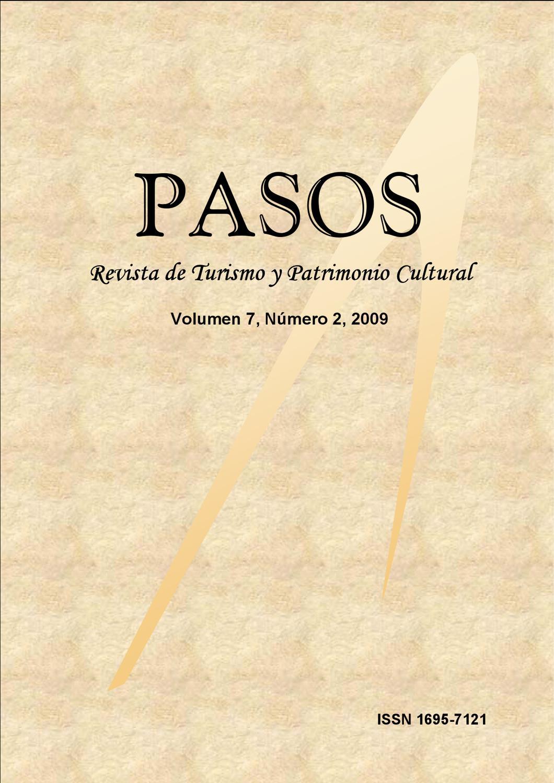 PASOS RTPC 7(2) by PASOS Revista de Turismo y Patrimonio Cultural , issuu