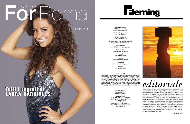 For roma fleming febbraio 2013 by 4mag magazine   issuu