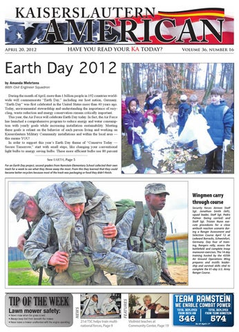 April 20, 2012 - Kaiserslautern American