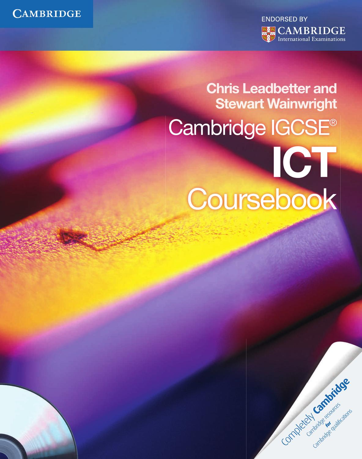 cambridge igcse english language coursework Cambridge igcse first language english is designed for students whose mother tongue is english the course allows students to:  • 0511 igcse english as a second .