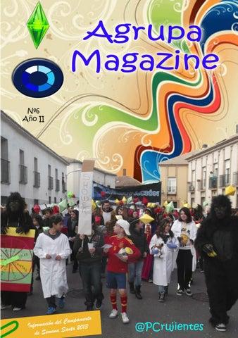 Nº6 Agrupa Magazine