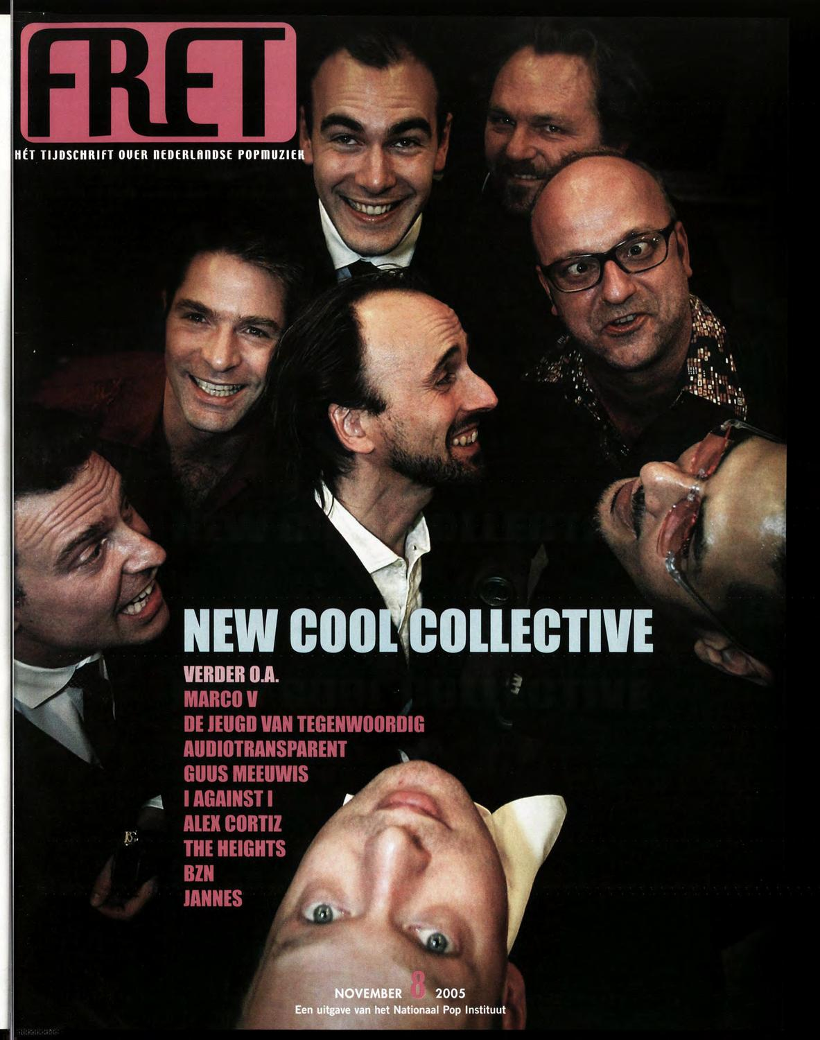 Fret magazine nummer 8 2005 by fret magazine   issuu