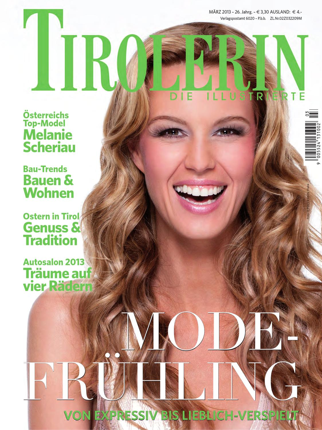 Tirolerin (April 2013) by TARGET GROUP - issuu