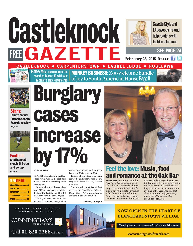 Castleknock by Dublin Gazette - issuu
