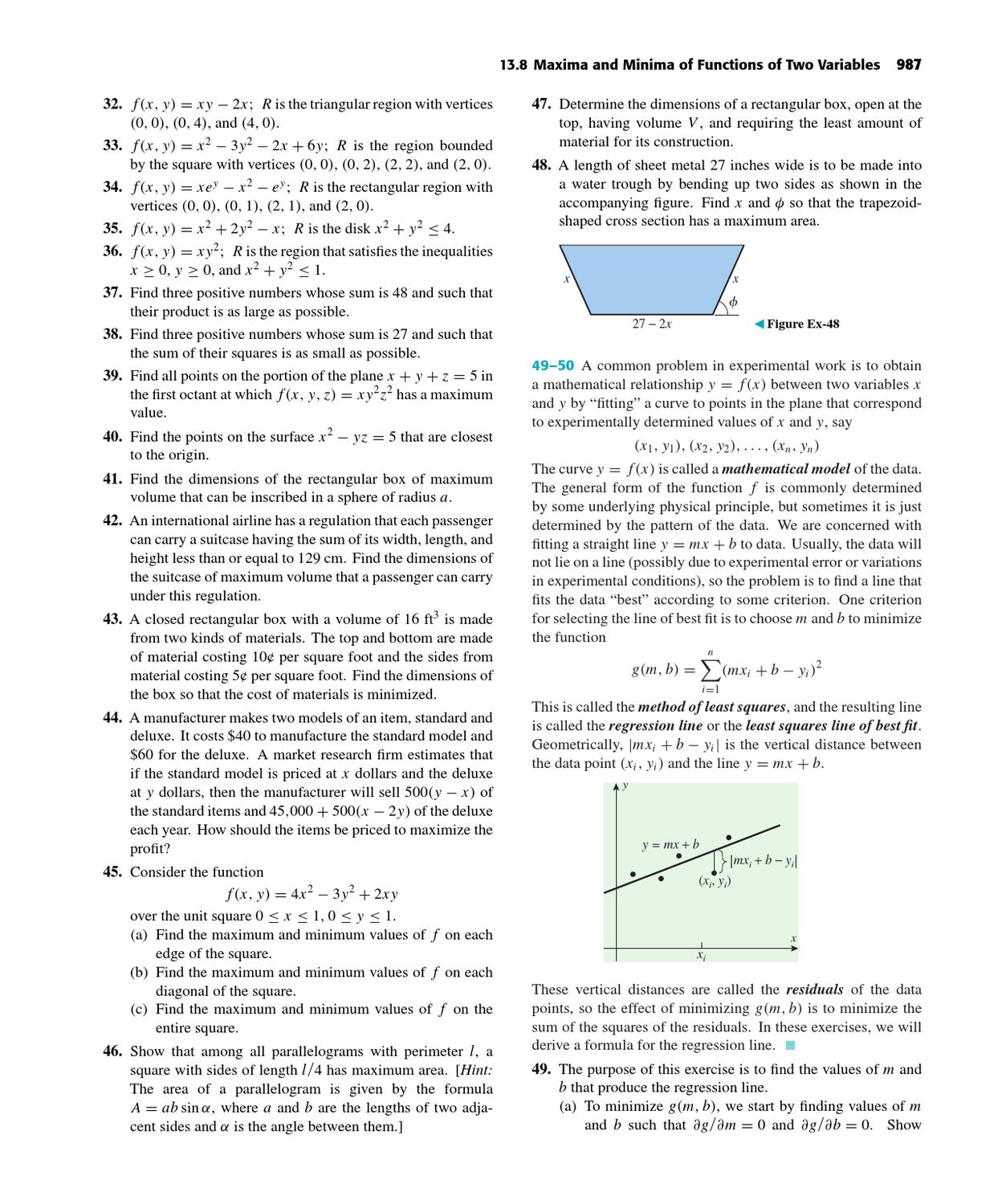 Calc3 1001+ By James Bardo (page 11) Issuu Example 1 Find Area
