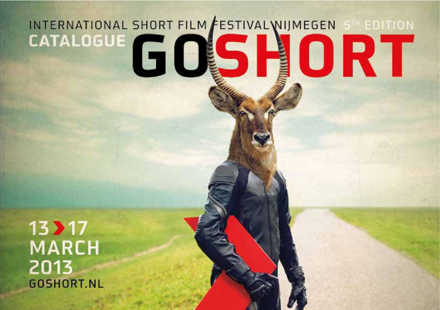 Catalogue - Go Short 2014 by Go Short - International Short Film ...