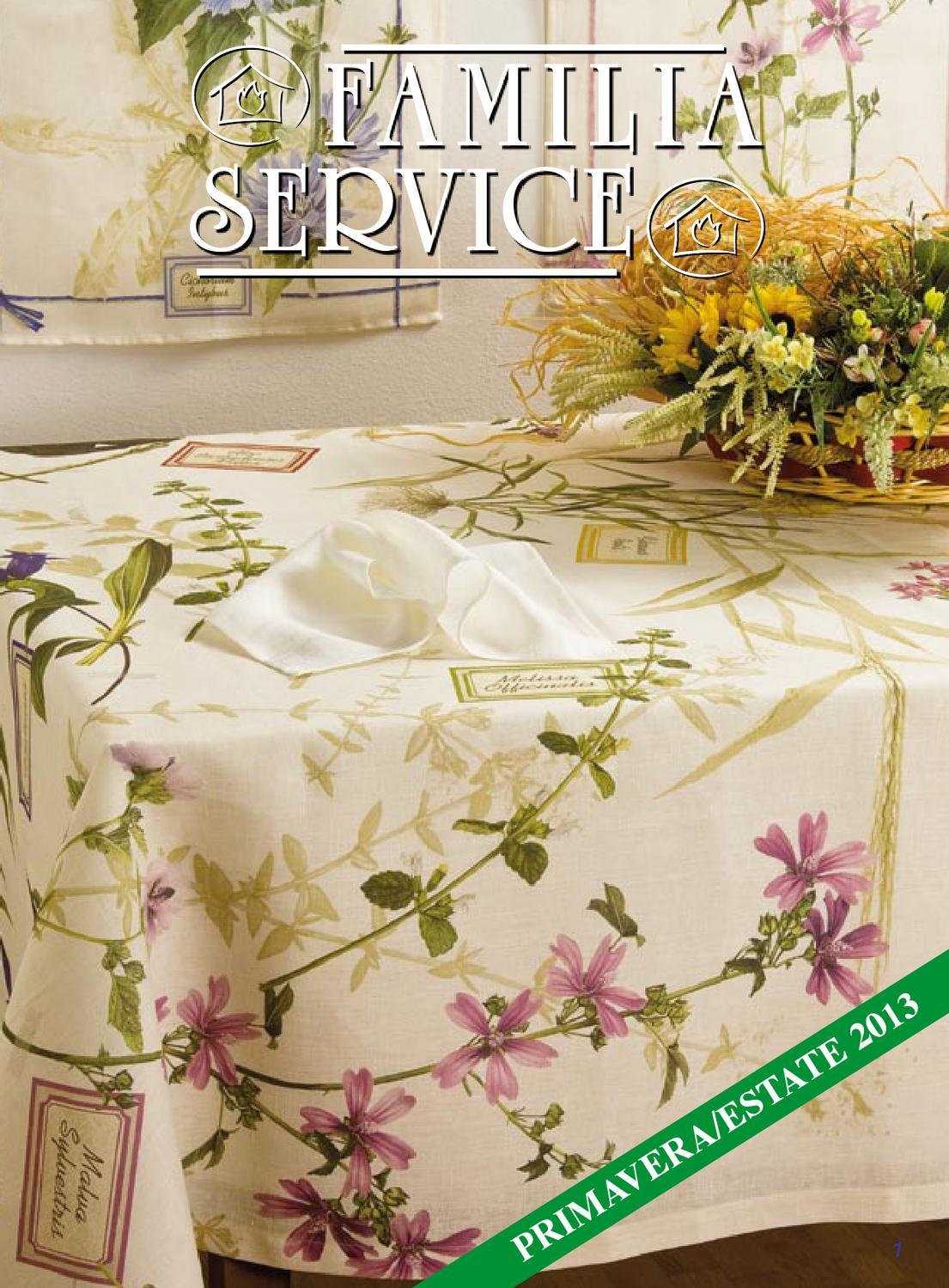 Familia Service. Catalogo biancheria per la casa by Familia ...