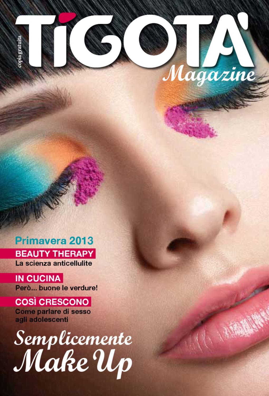 Magazine Autunno 2012 by Tigotà - Belli Puliti e Profumati - issuu