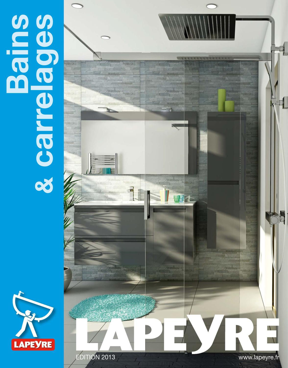 Catalogue by alex alex issuu for Catalogue lapeyre salle de bain pdf