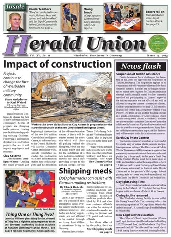 March 14, 2013 - Herald Union