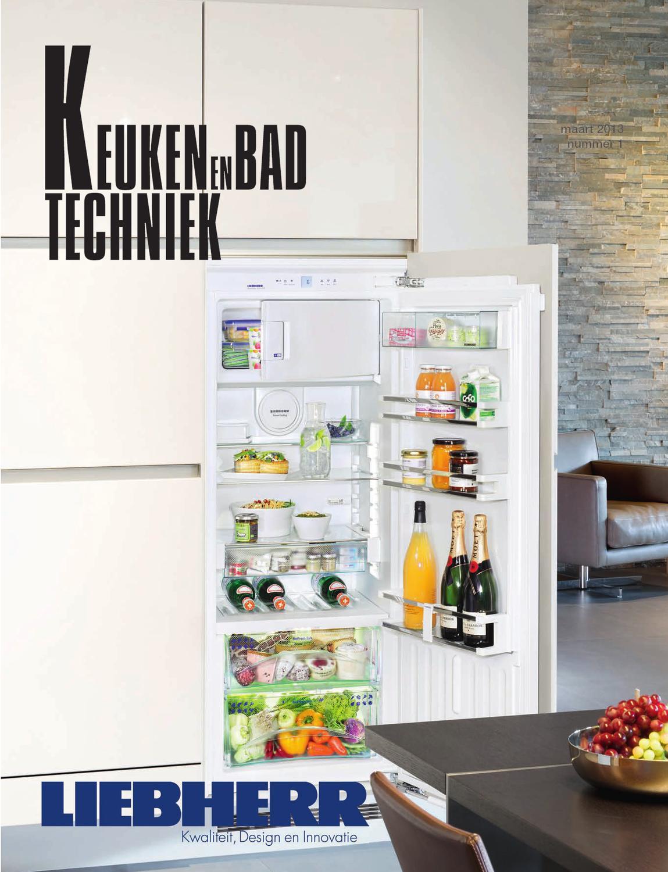 Keuken en badtechniek no.6 december2012 by uitgeverij de schouw ...