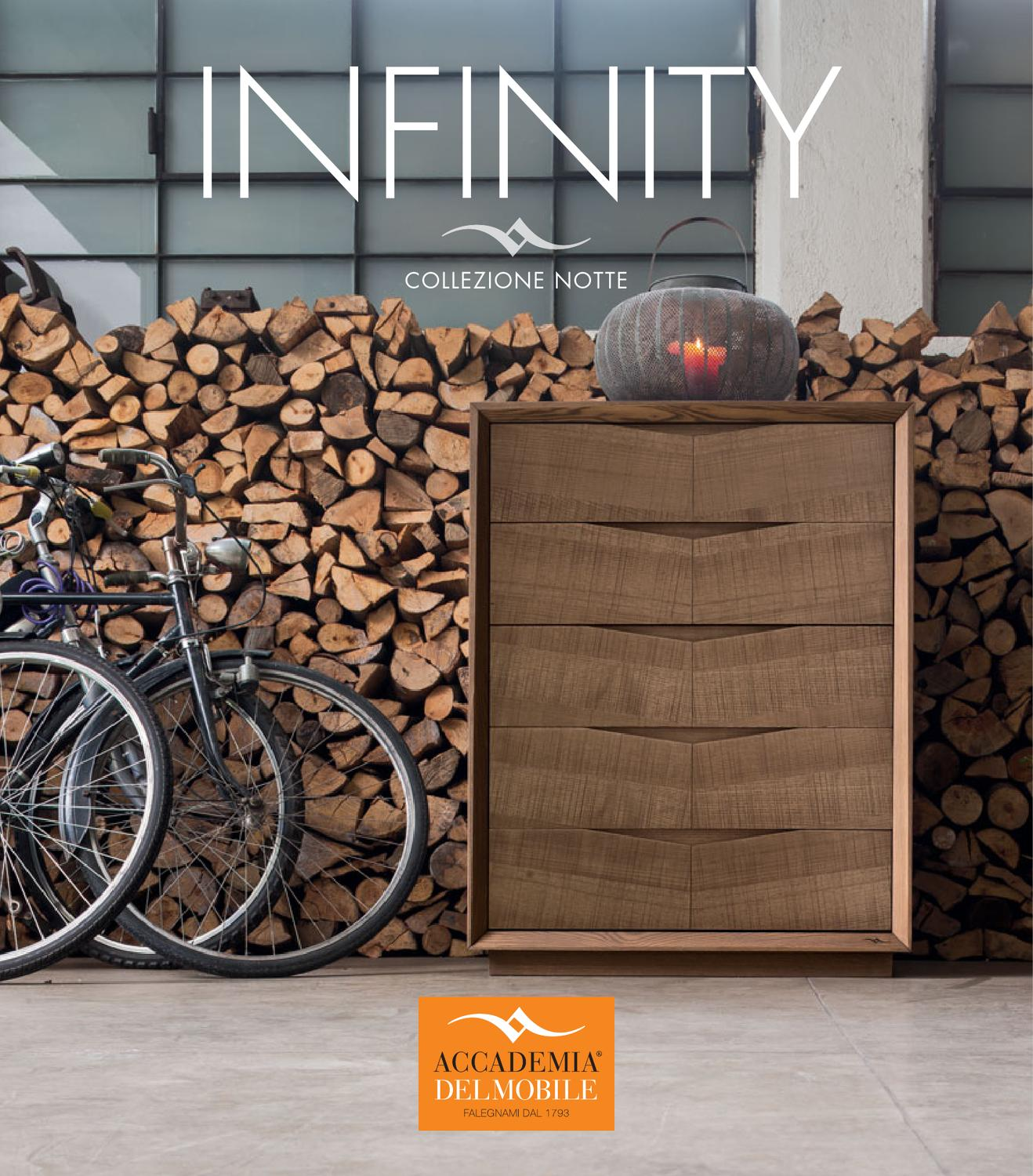 Infinity by accademia del mobile srl issuu - Accademia del mobile librerie ...