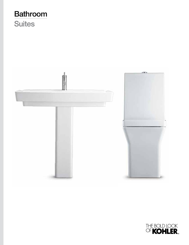 Kohler Bathroom Suites 2013 By Toast Design Issuu