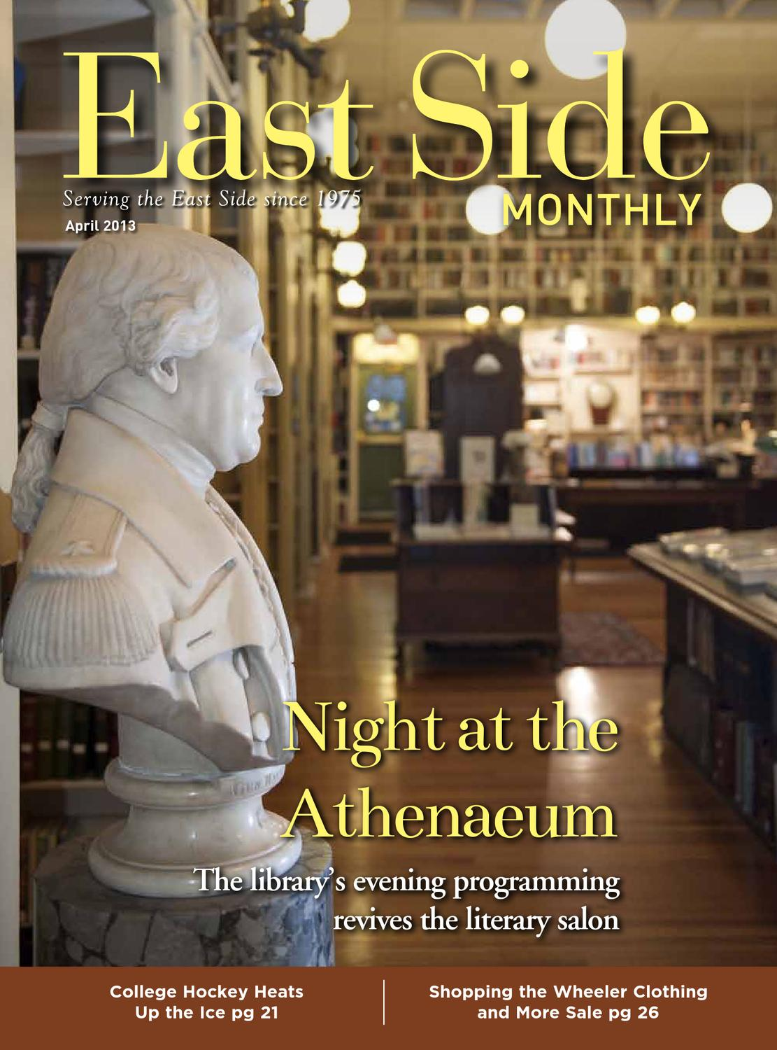 East side monthly august 2013 by providence media   issuu