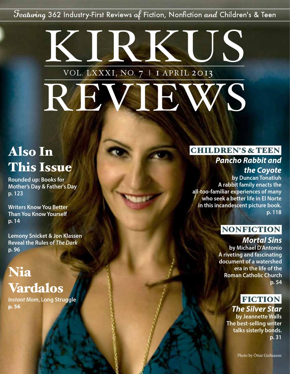 01 2015 volume lxxxiii no 7 by kirkus reviews issuu