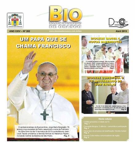[Bio Diocesano Abril 2013]