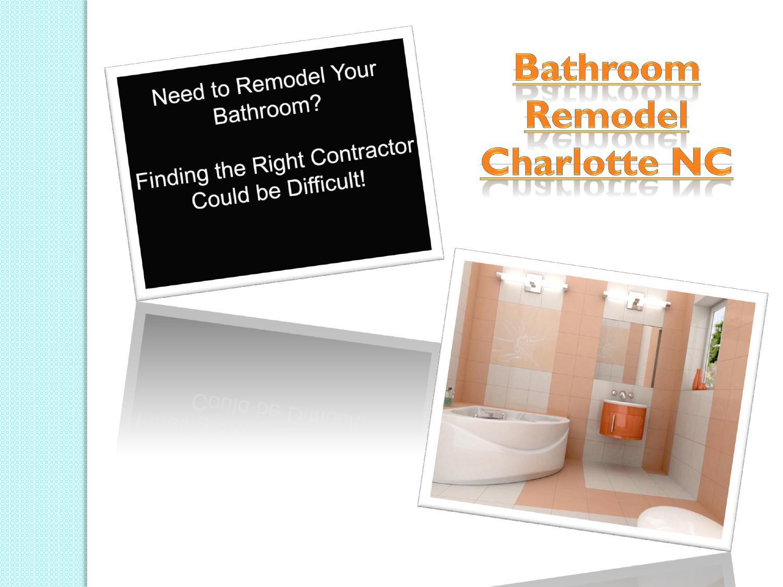 Bathroom Remodel Charlotte NC by Bathroom Remodel