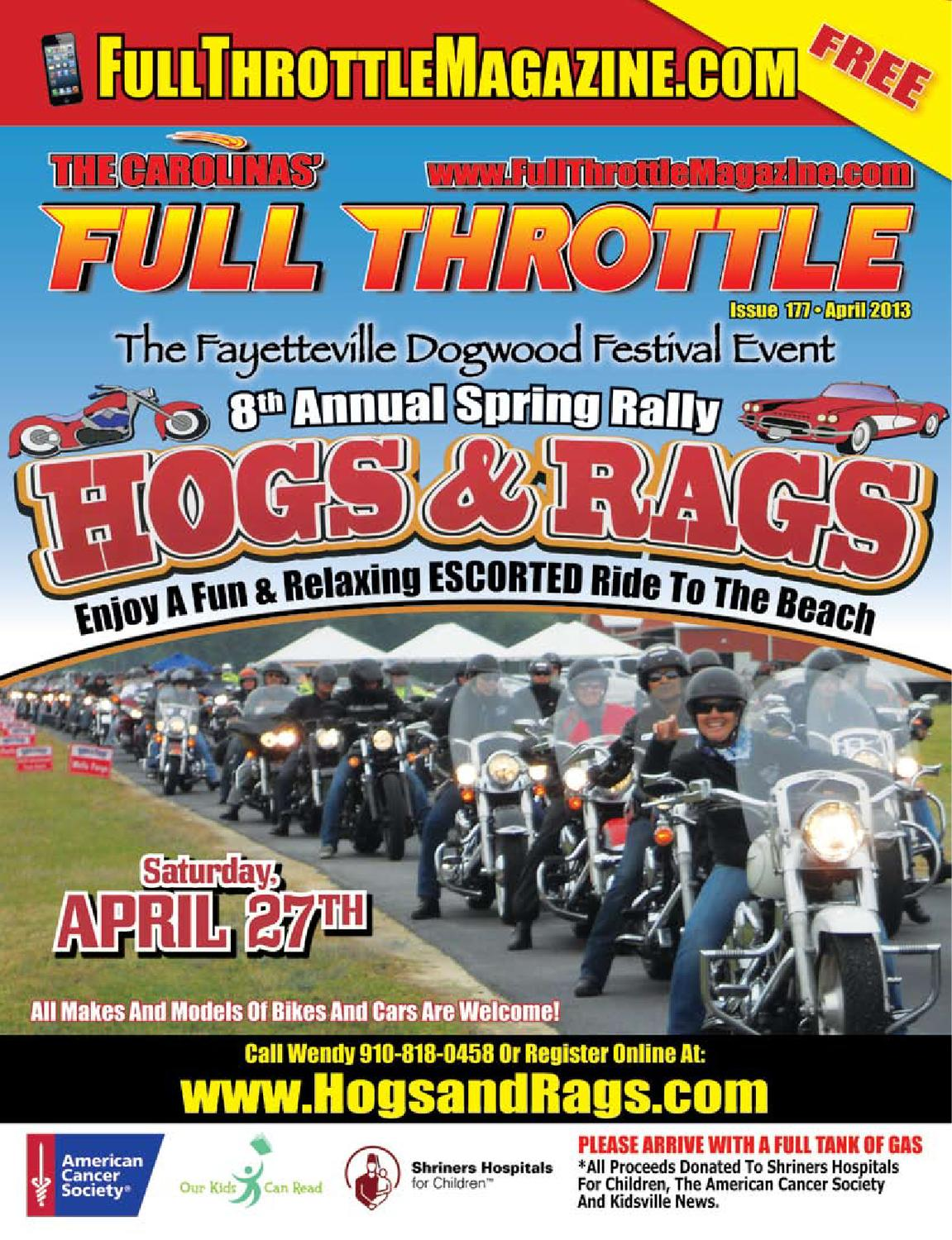 issue by the carolinas full throttle magazine issuu