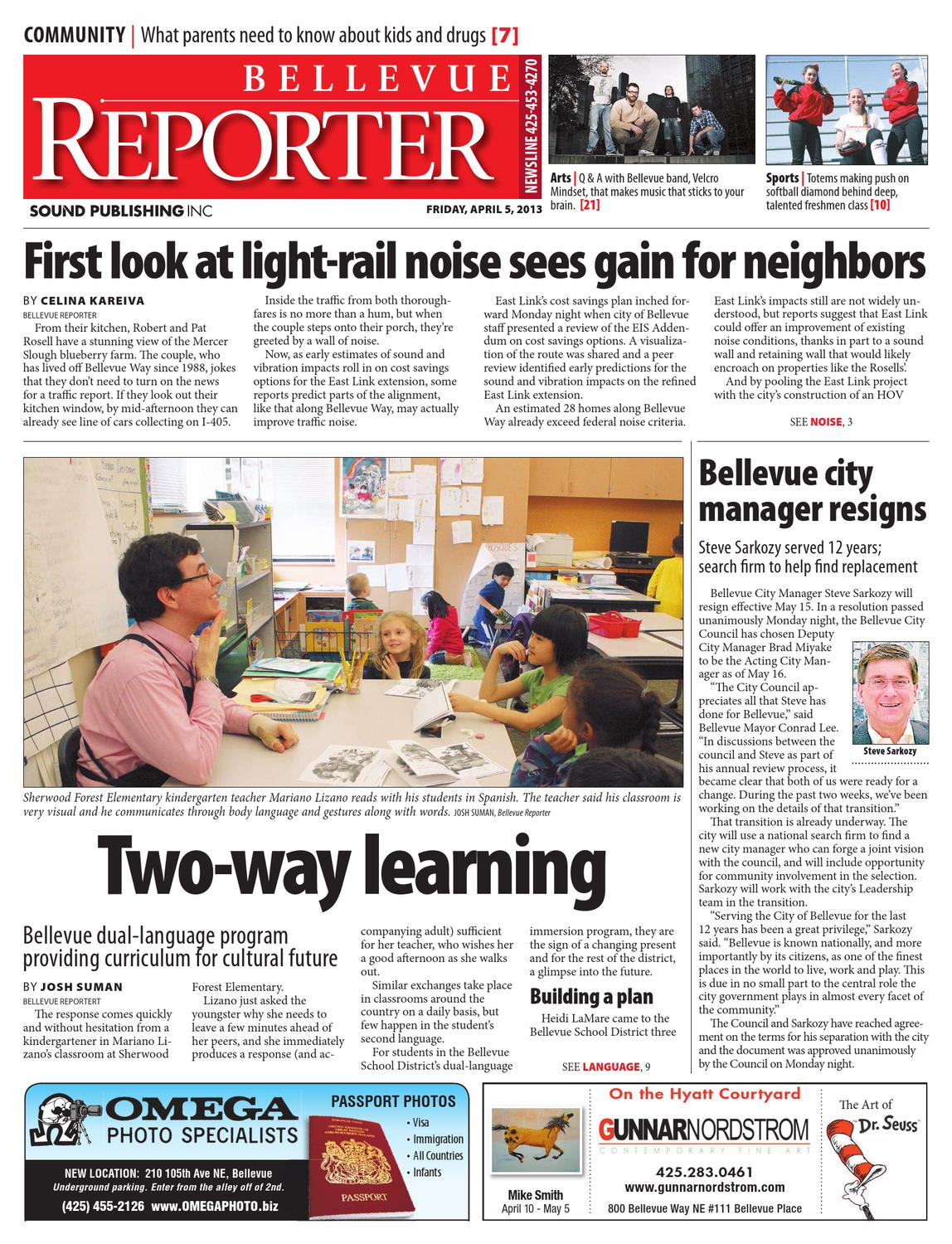 bellevue reporter by sound publishing issuu