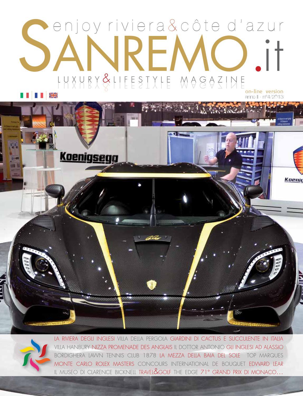 Sanremo it enjoy riviera & côte d'azur - GIU 2016 by Luca ...
