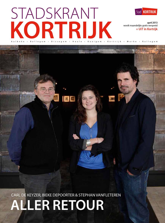 Stadskrant Kortrijk mei 2015 by stad Kortrijk - issuu