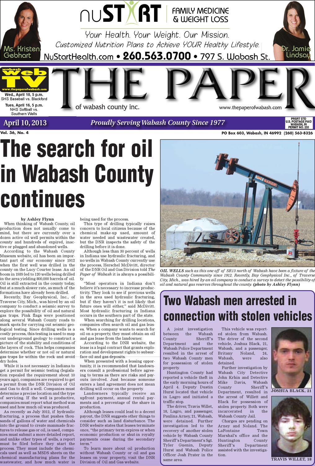 by the paper of wabash county issuu